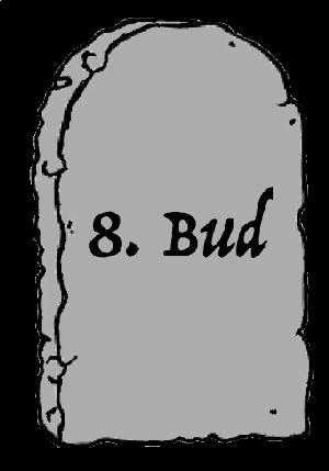 """åttende bud for bruk av bilder presentert som en steintavle med påskriften """"8. Bud""""."""