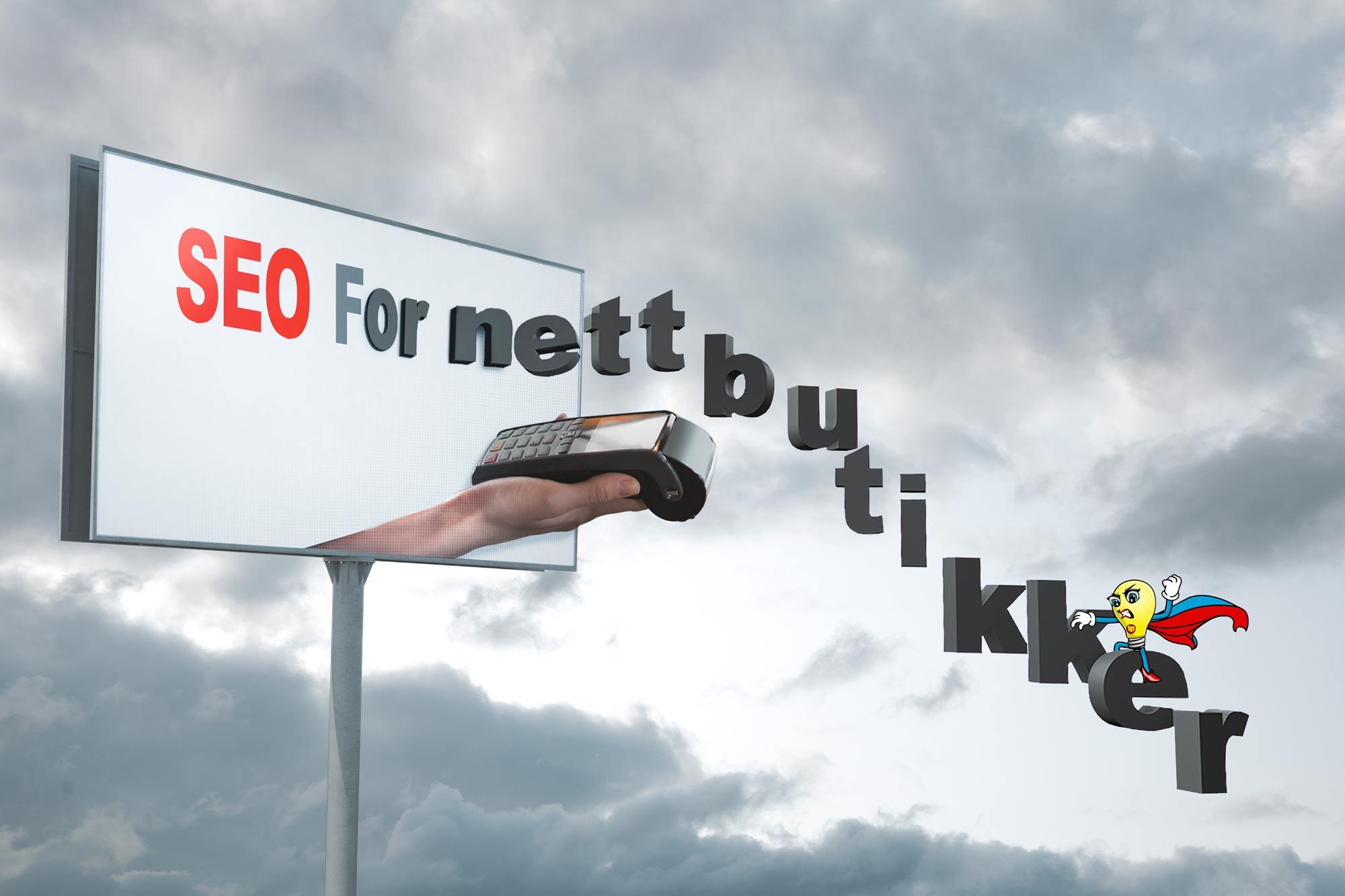 Om du skal lage nettbutikk er SEO nødvendig for å drive trafikk til siden.
